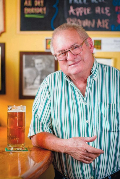 jack mcauliffe is the godfather of craft brewing