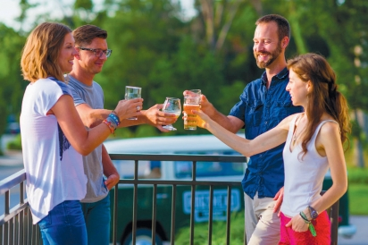 Guided custom tours from Hogshead Tours are intimate and emphasize education, quality experience, relaxation with friends