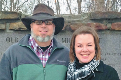 Springdale residents James and Tiffany Selvey are leading the formation of the Mill Street Market