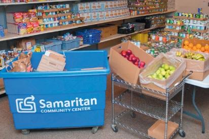 Samaritan Market in Springdale
