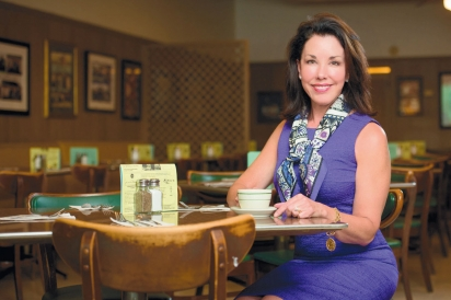 The Pancake Shop's current owner is Keeley DeSalvo.