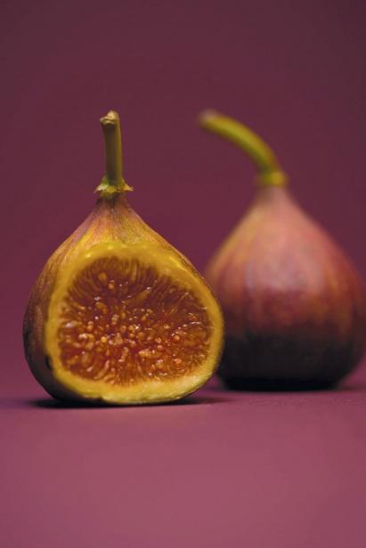fig sliced in half