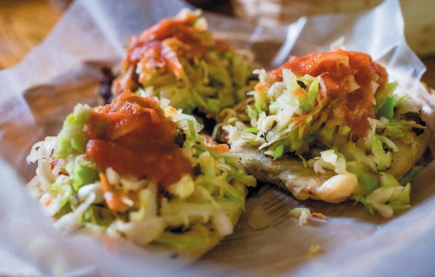El Salvadorean Pupusas Recipe | Edible OzarkansasSalvadoran Pupusas Recipe
